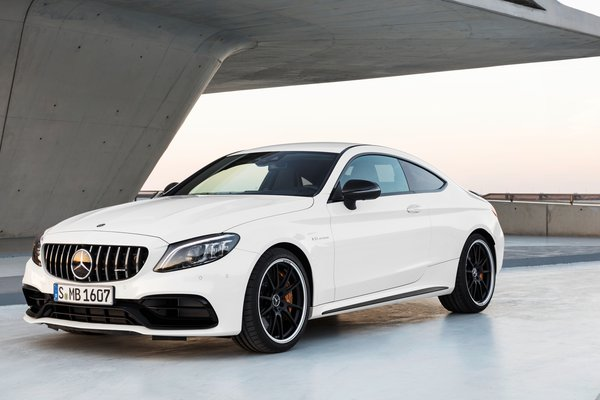C-Class Coupe AMG C 63 S