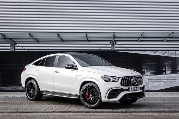 GLE Coupe AMG GLE 63 S 4MATIC+