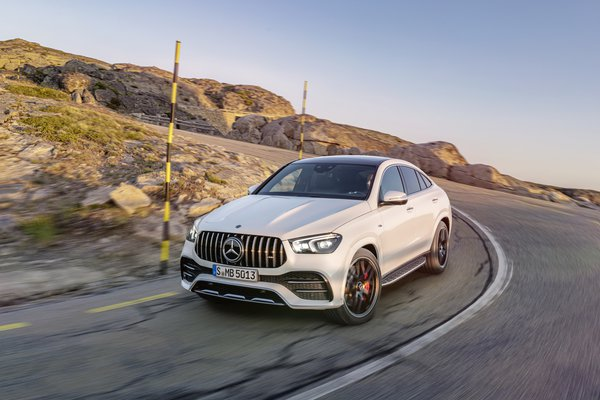 GLE Coupe AMG GLE 53 4MATIC+