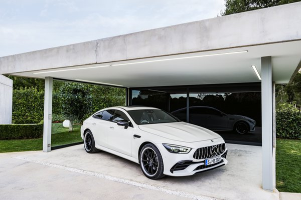 AMG GT 4-Door Coupe GT 53 4MATIC+