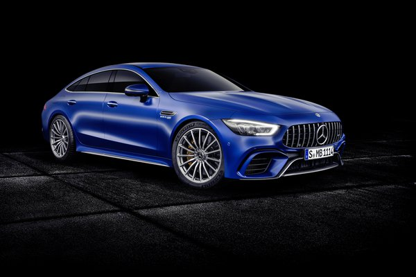 AMG GT 4-Door Coupe GT 63 S 4MATIC+