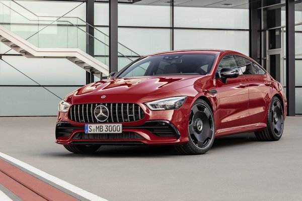 AMG GT 4-Door Coupe GT 43