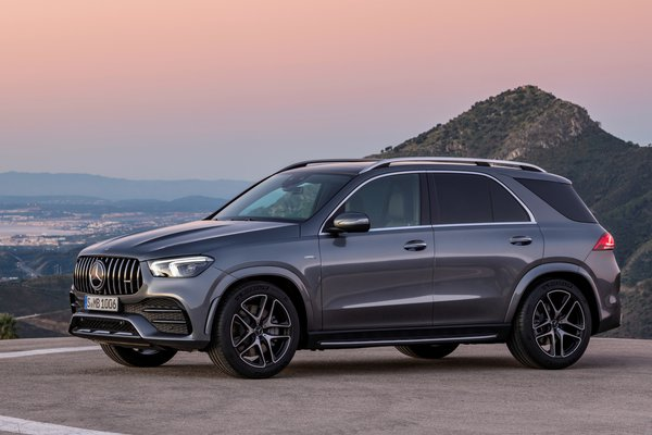 AMG GLE 53 4MATIC+