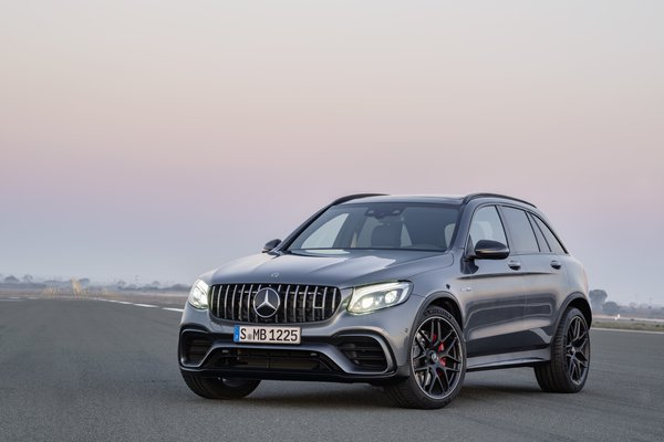 AMG GLC 63 S 4MATIC+