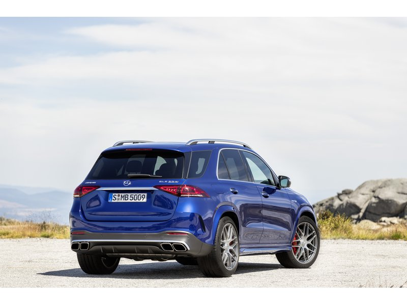 Mercedes-Benz GLE